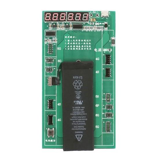 Testeur / Reconditionnement batteries iPhone