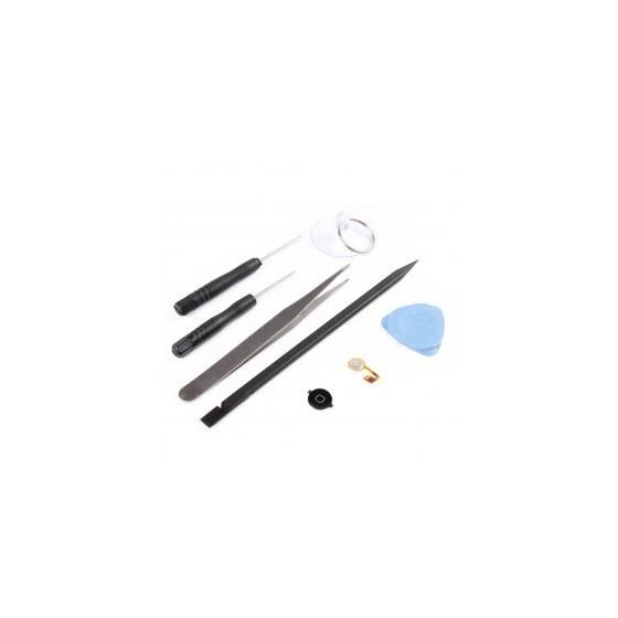 Kit réparation bouton home noir iPhone 3G / 3GS