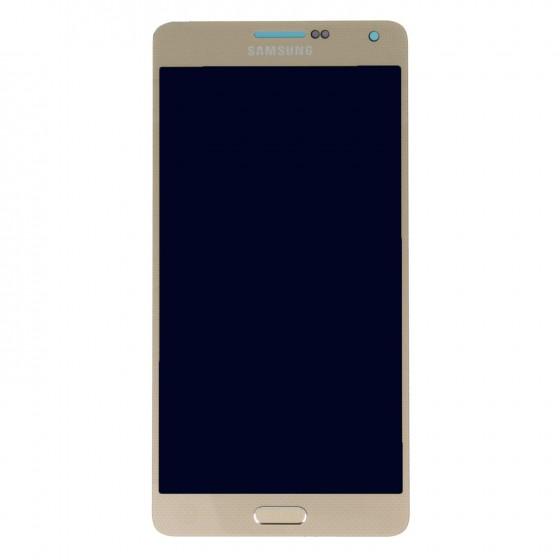 Samsung LCD Ecran complet  Galaxy A7 Or