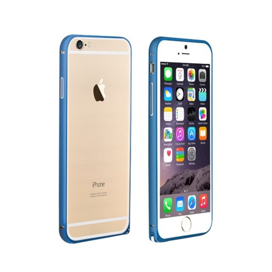 Bumper Coque aluminium Ultra-thin pour Apple iPhone 6 et 6S