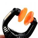 Pince Double ventouse pour décoller les vitres pour tous iPhone 3, 3S, 4, 4S, 5, 5C, 5S, 6, 6S, 6 Plus et 6S Plus