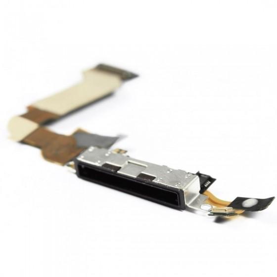 Connecteur de charge Noir - iPhone 4S