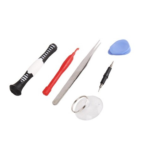 kit 6 en 1  Complet d'outils spécialement pour tous iPhone