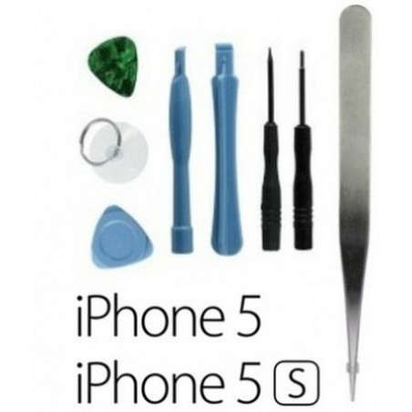 Kit 8 outils pour iPhone 5 / 5C / 5S