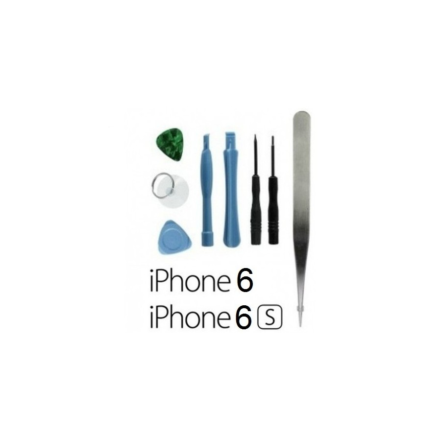 Kit 8 outils pour iPhone 6 / 6S
