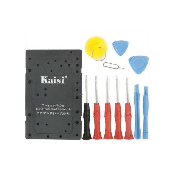 Kit 12 outils pour iPhone 4