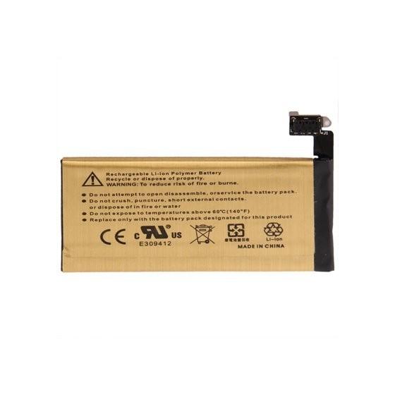 Batterie Gold Haute Capacité 2680mah - iPhone 4