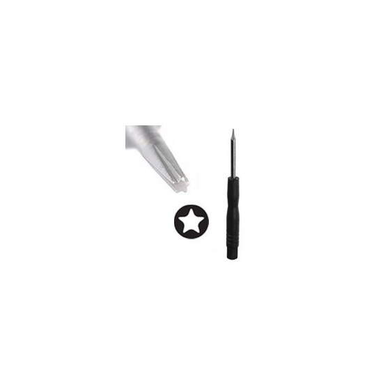 Kit de 2 Tournevis Pentalobe Torx  + Cruciforme - iPhone