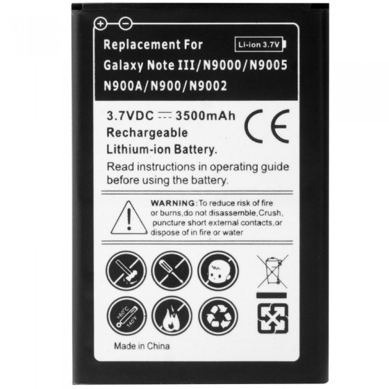 Batterie pour SAMSUNG - Galaxy Note 3