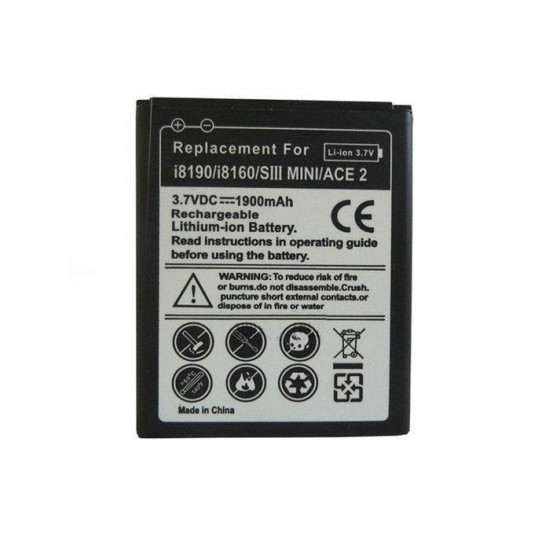 Batterie pour Samsung Galaxy S3 mini / Ace 2