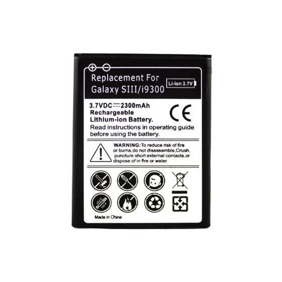 Batterie pour Samsung Galaxy S3
