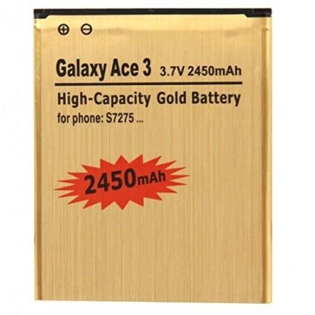 Batterie Gold pour Samsung Galaxy Ace 3