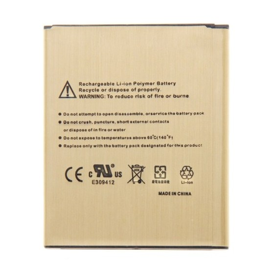 Batterie Gold pour Samsung Galaxy Ace 3