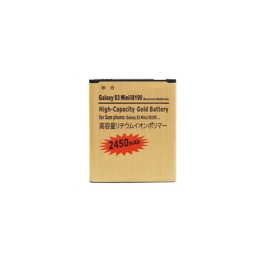 Batterie Gold pour Samsung Galaxy S3 Mini