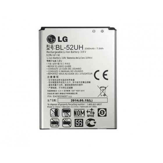 Batterie LG BL-52UH - L65,  L70, D280, D320