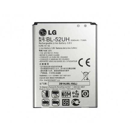 Batterie LG BL-52UH - L65,  L70,
