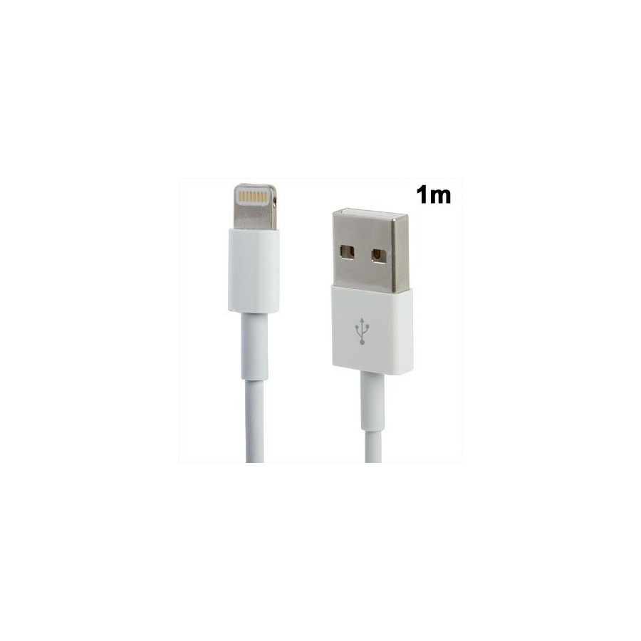 Câble USB Lightning - iPhone, iPad, iPod