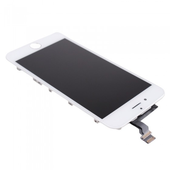 Ecran LCD + Vitre + Châssis Blanc - iPhone 6