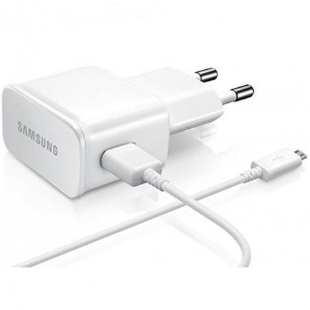 Chargeur Secteur 2A + Câble micro USB - Samsung