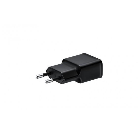 Chargeur Secteur 2A + Câble micro USB couleur Noir - Samsung