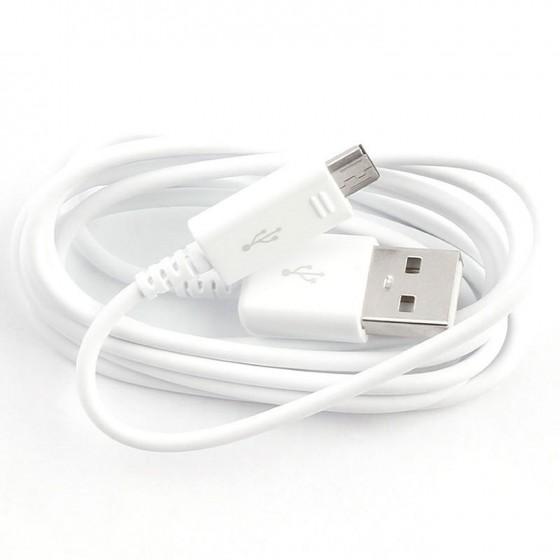Câble Data Micro USB Origine EP-DG925UWE 1.2M pour Galaxy S6 / S6 Edge- Samsung