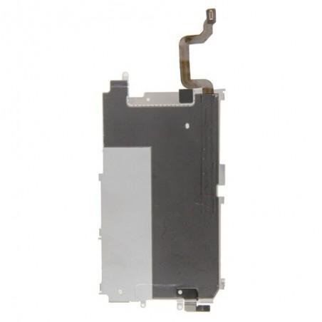 Plaque métal LCD et film Thermique avec nappe bouton home - iPhone 6