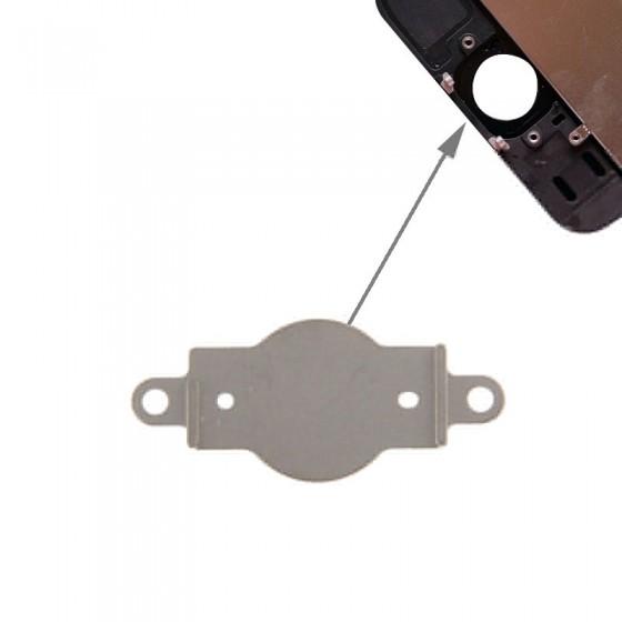 Plaque Métalique pour Nappe bouton home - iPhone 5