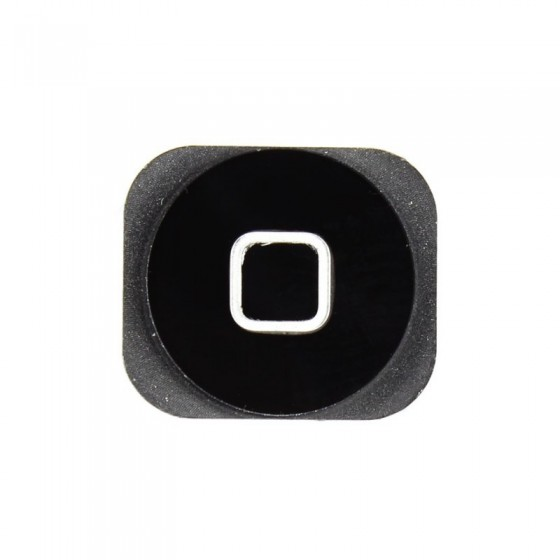 Bouton Home Noir - iPhone 5 / 5C
