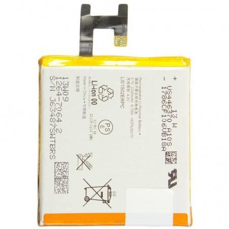 Batterie LIS1502ERPC - Sony Xperia Z - L36H