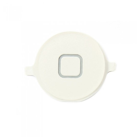 Bouton home Blanc - iPhone 4 / 3GS / 3G & iPad 1