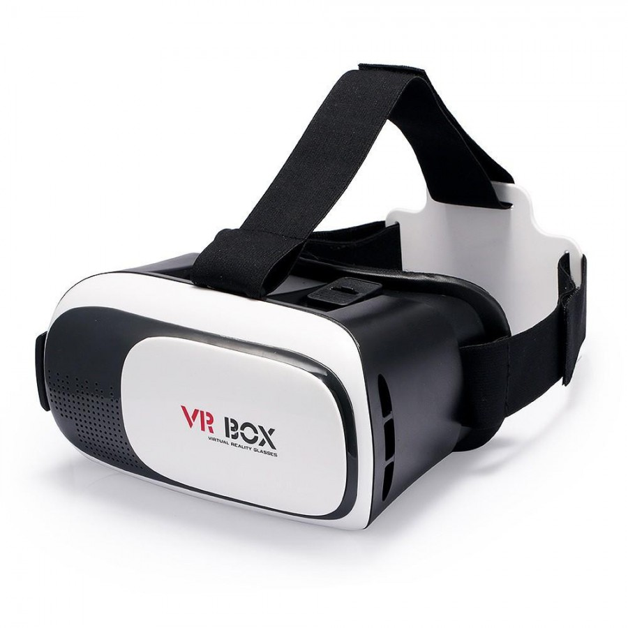 Casque Lunettes de réalité virtuelle 3D VR BOX