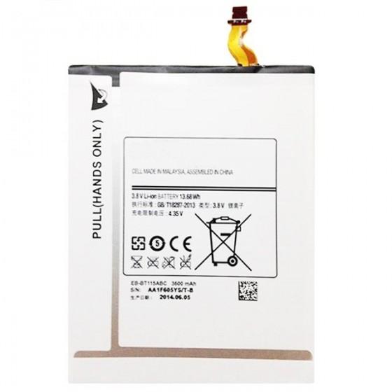 "Batterie SAMSUNG  SM-T111 - Galaxy Tab 3 Lite - 7"""