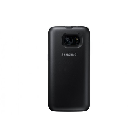 Coque batterie 3100 mAh à induction pour Galaxy S7 edge