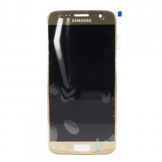 Samsung LCD Ecran complet  Galaxy S7 Or