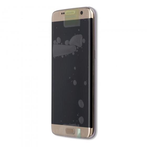 Samsung LCD Ecran complet  Galaxy S7 Edge Or