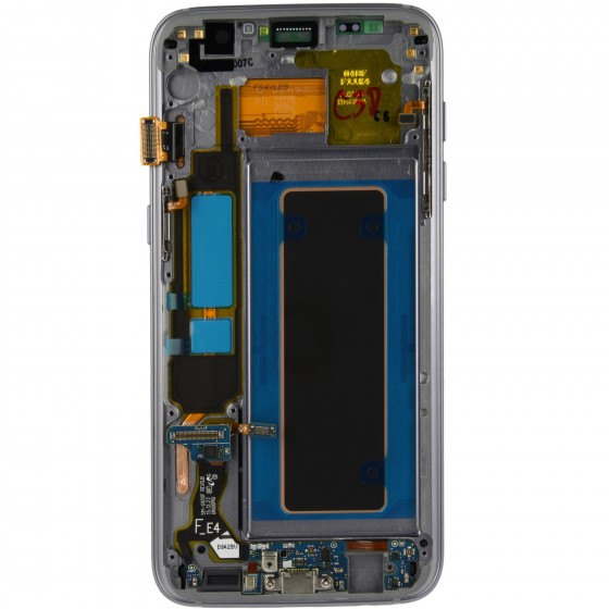Samsung LCD Ecran complet  Galaxy S7 Edge Noir