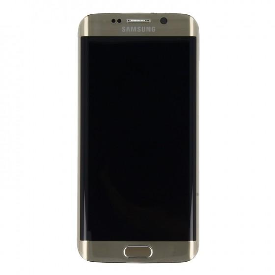 Samsung LCD Ecran complet  Galaxy S6 Edge OR