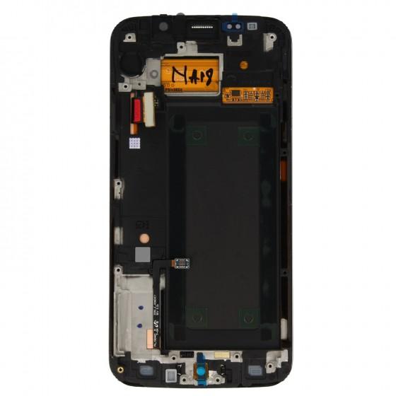 Samsung LCD Ecran complet  Galaxy S6 Edge Noir