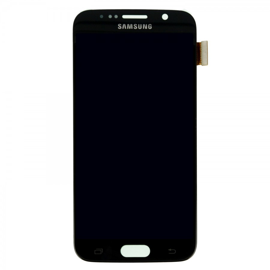 Samsung LCD Ecran complet  Galaxy S6  Noir
