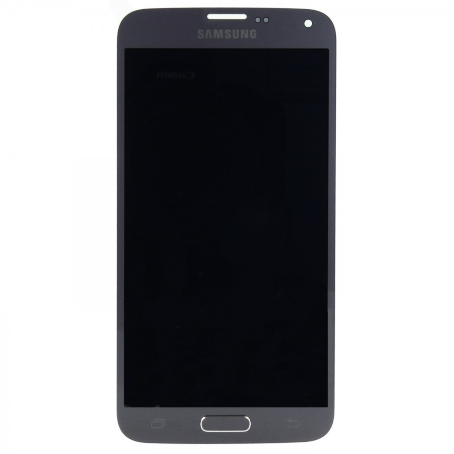 Samsung LCD Ecran complet  Galaxy S5 NEO Argent