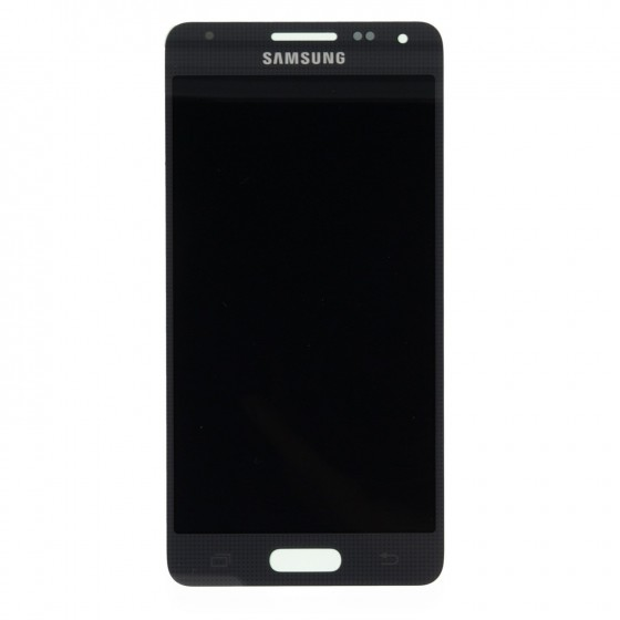 Samsung LCD Ecran complet  Galaxy Alpha Noir