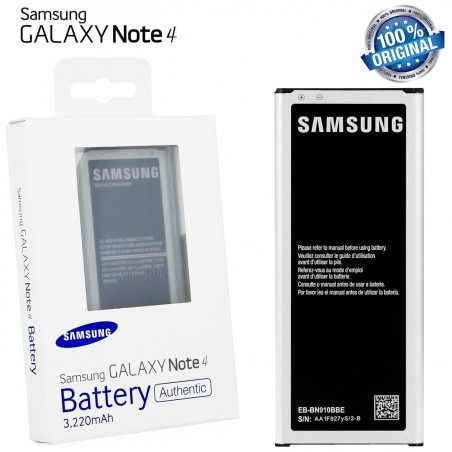 Batterie SAMSUNG EB-BN910BBE - Galaxy Note 4