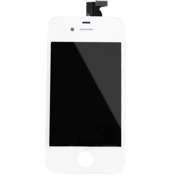 Ecran LCD Blanc - iPhone 4S