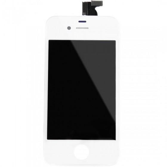 Ecran LCD Blanc pour iPhone 4S