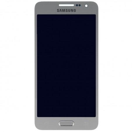 Samsung LCD Ecran complet  Galaxy A3 Argent