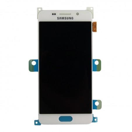 Samsung LCD Ecran complet Galaxy A3 (2016) SM-A310 Blanc