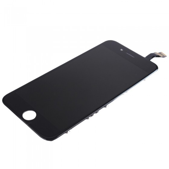 Ecran LCD Noir + Châssis - iPhone 6
