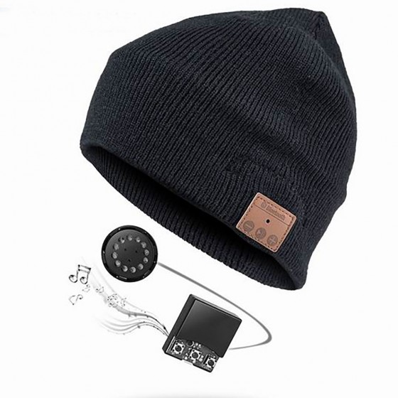 Bonnet BT Basic Bluetooth - Noir
