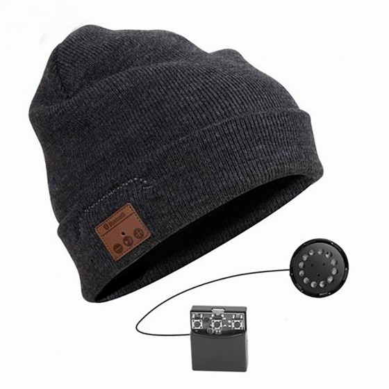 Bonnet BT Basic Bluetooth- Gris