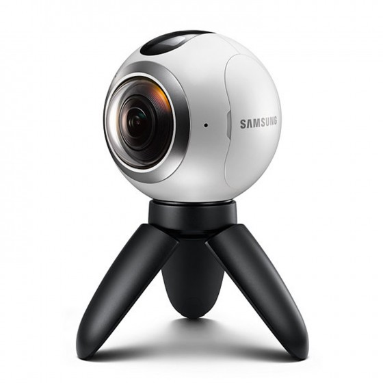 Samsung Gear 360 VR Camera white